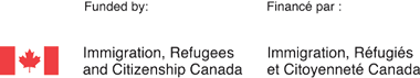 Funder - Government of Canada, IRCC